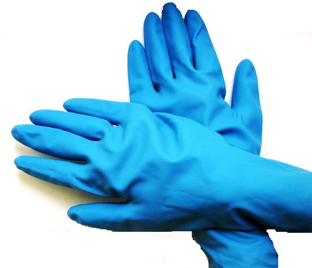 Перчатки для дезинсекции