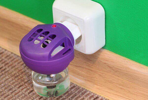 аквафумигатор касетный электрический